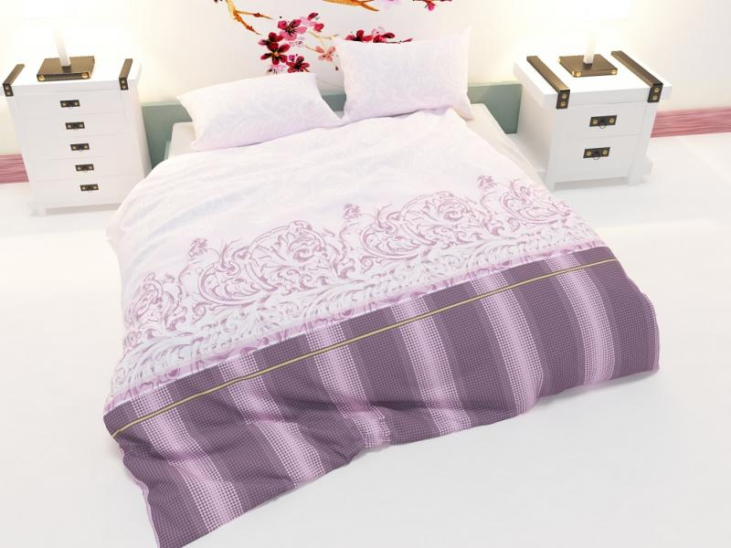 Bedding Set double Amore Mio, Dijon, with pattern amiens sc dijon fco