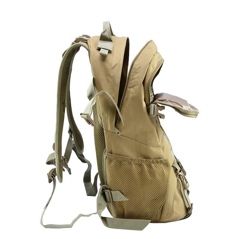 3D hommes militaire tactique sac à dos escalade sacs à dos grande capacité voyage randonnée Trekking Camping sac Sport de plein air XA757WA