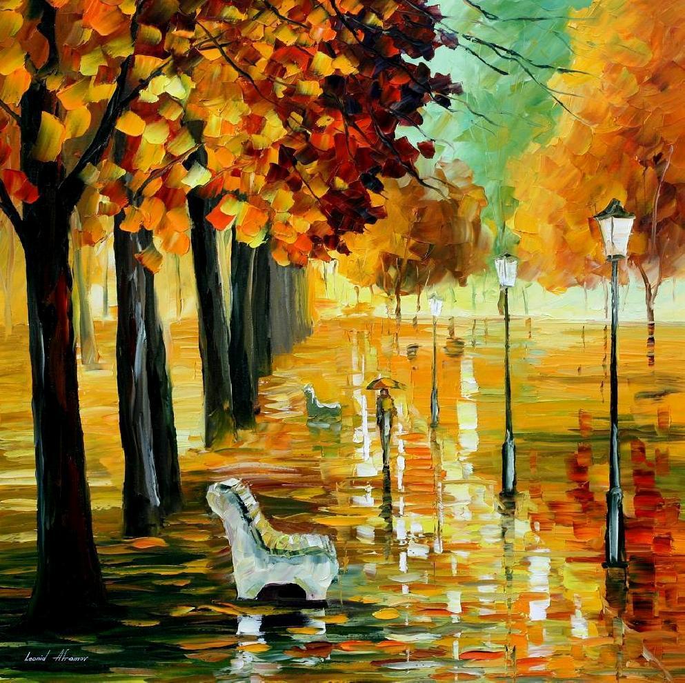 перейти картинки красивой осени нарисовать никому нужно