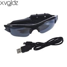 Xvgjdz Мини HD Cam Защита от солнца Очки Камера очки цифрового видео Регистраторы Стекло Камера мини видеокамера Солнцезащитные очки для женщин