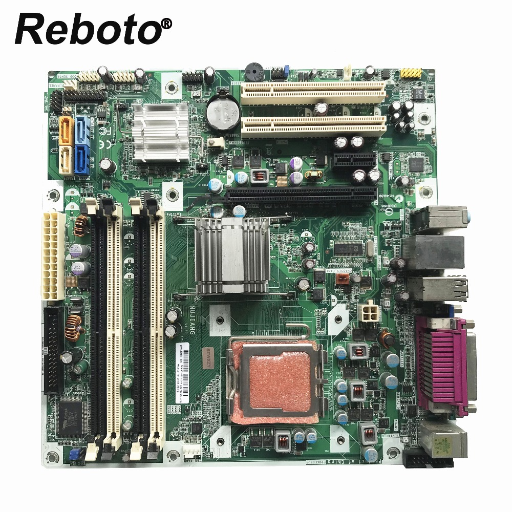 Reboto For HP DX2810 DX2818MT Desktop Motherboard G45 LGA775 DDR2 508460-001 506521-001 MB 100% Tested Fast Ship