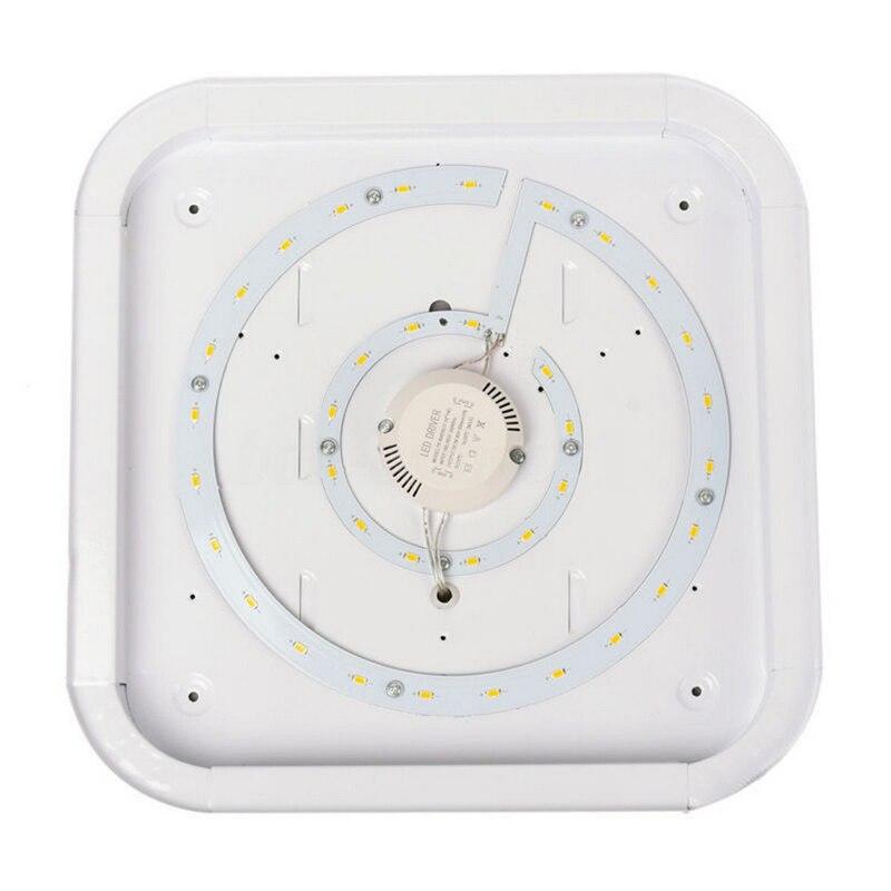 Ultraslim Led-deckenleuchte Panel Unten Licht Bad Küche Wand Flur Lampe 12 watt//18 watt//24 watt innen Beleuchtung Mayitr