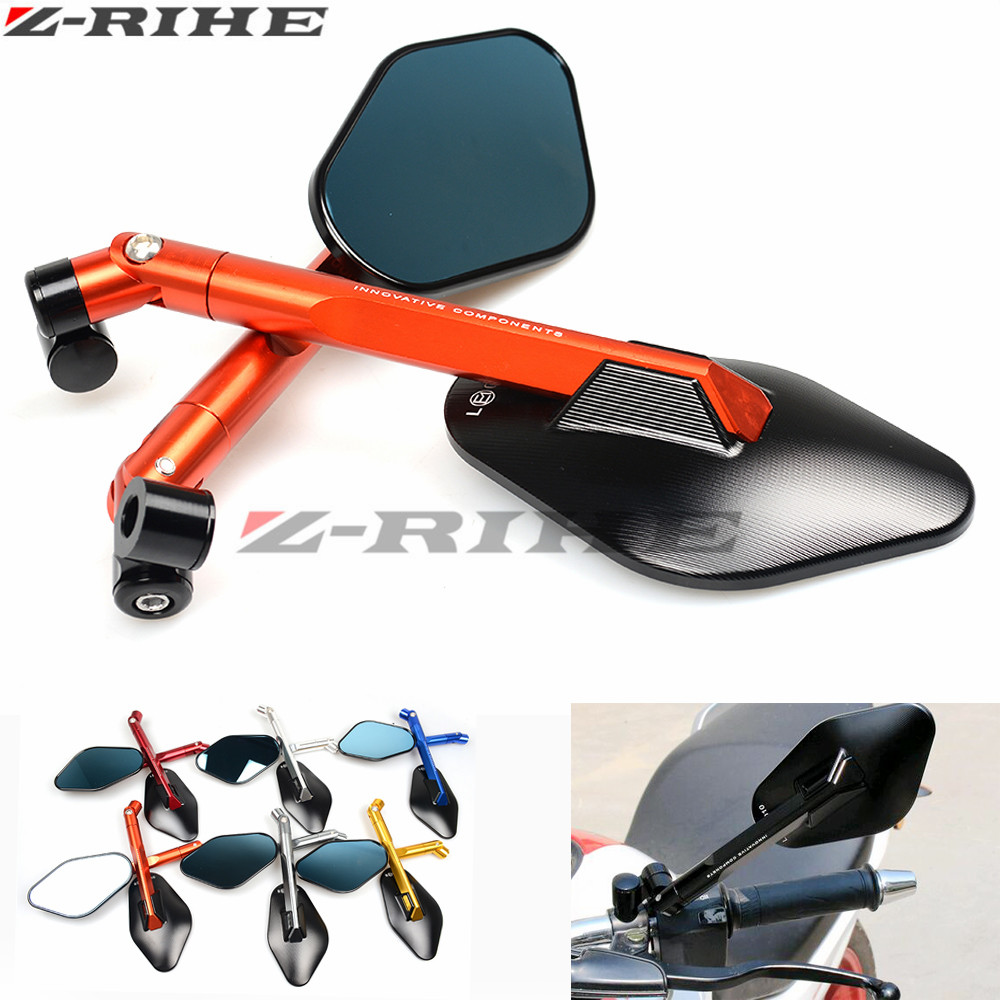 Buy HOT rearview Side mirror motorcycle rear view mirror motorcycle rearview mirror For yamaha mt09 mt10 mt07 Tmax 500 Tmax 530 KTM for only 29.98 USD