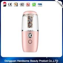 skin care  Machine Vapor Facial Steamer Nano Handy Portable Mini USB Nebulizer Face Mist Sprayer Cleans and tightens the Skin