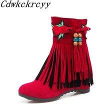 Женские ботинки; сезон осень зима; новый стиль; модные красивые