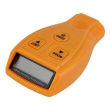 BENETECH GM200 0-1.8mm/0-71.0mil Digital Automotive Coating Ultrasonic Paint Iron Thickness Gauge Meter Tool