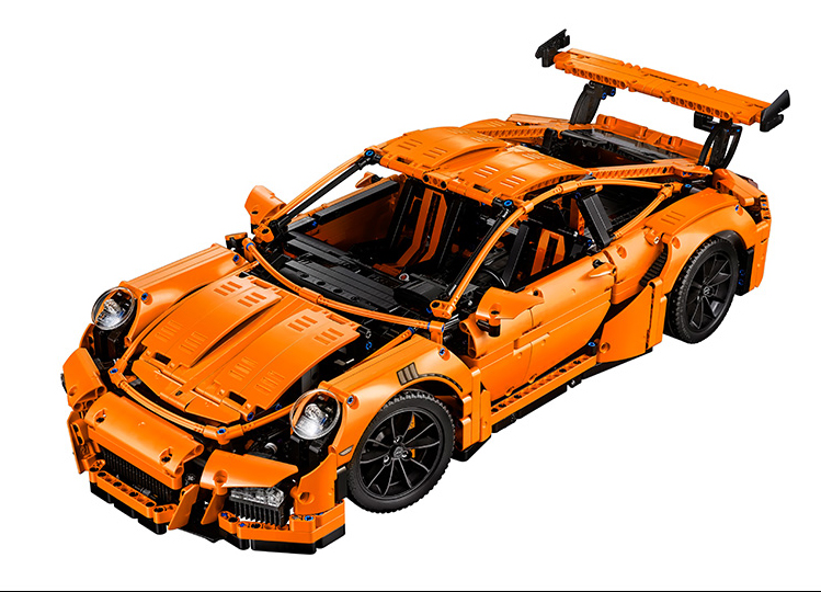 NEW IN STOCK 2704pcs technic series 911 RS Model Building Kits Blocks Bricks Compatible Blocks 42056 Toys for children new in stock kt224510
