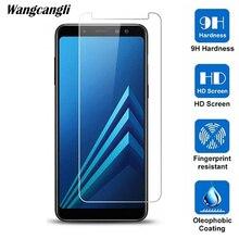 Экран протектор для samsung Galaxy A7 A3 A6 A8 J3 J5 J7 S6 2016 2017 2018 закаленное Стекло 0,28 мм 9 H защитная Пленка чехол из стекла