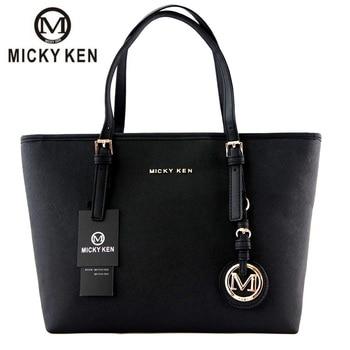 MICKY KEN 2018 New Women Handbag PU Leather Crossbody Bags tas Fashion High Quality Female Messenger Bag Bolsos Mujer Sac a Main