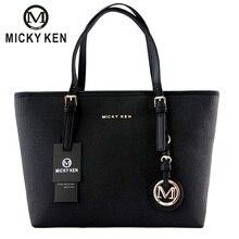 MICKY KEN 2019 New Women Handbag PU Leather Crossbody Bags tas Fashion High Qual