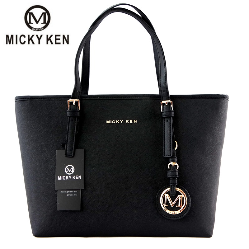 e9c14319d9 MICKY KEN 2018 New Women Handbag PU Leather Crossbody Bags tas Fashion High  Quality Female Messenger Bag Bolsos Mujer Sac a Main