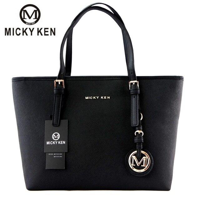 Micky Ken 2018 Baru Wanita Tas Tangan PU Kulit Tas Selempang Tas Fashion  Kualitas Tinggi Tas 936ba96608