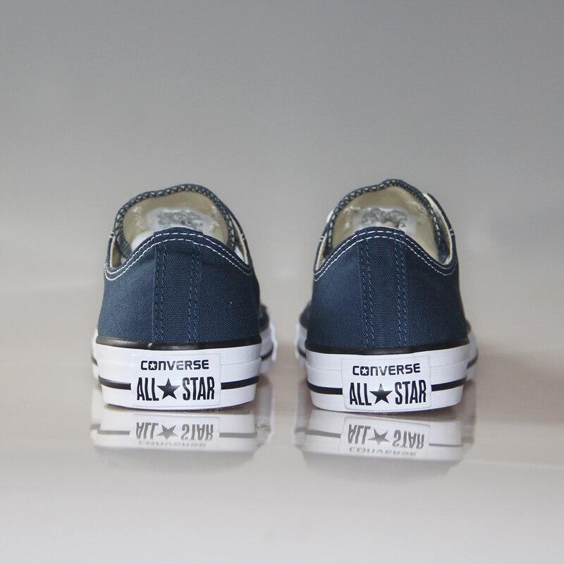 2018 nouveau CONVERSE origina all star chaussures Chuck Taylor uninex classique sneakers homme de femme de Planche À Roulettes Chaussures - 4