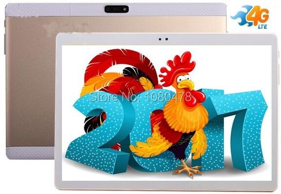 New Tablet PC 10 inch 4G FDD LTE MTK8752 Octa Core 4GB RAM 64GB ROM Dual