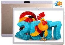 "Nueva Tablet PC de 10 pulgadas 4G LTE FDD MTK8752 Octa Core 4 GB RAM 64 GB ROM Dual SIM 8.0MP GPS 1920*1200 IPS de la Tableta del GPS 10 ""+ Regalo"