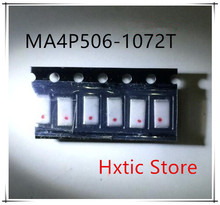 NEW 10PCS/LOT MA4P506-1072T MA4P506-1072  MA4P506 1-1500MHz 1pF  500Vdc
