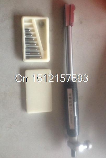 18-35MM Metric Dial Gauge Cylinder Internal Bore Milling Measuring Without Indicator 1000ml glass measuring cylinder