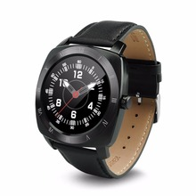 DM88 Black Bluetooth Smart Watch Various Dial Wristwatch Pedometer Speaker Heart Rate Monitor Smartwatch For iOS Android Xiaomi