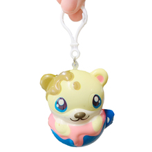 купить New Kawaii Animal Ice Cream Squishy Slow Rising Fashion Phone Straps Scented Soft Squeeze Toy Stress Relief Fun Toy for Children дешево