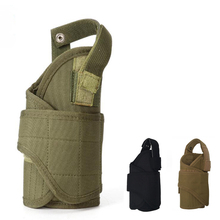 цена Tactical Tornado Gun Holster For Glock 17 Beretta USP Hunting Gear Guns Case Gun Concealment Pouch Universal Gun Holster