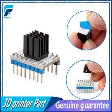 20pcs 3D Printer Parts Stepper Motor Driver Heat Sinks Cooling Heatsink Ultra-silent For TMC2100 A4988 DRV8825 TMC2208 TMC2130