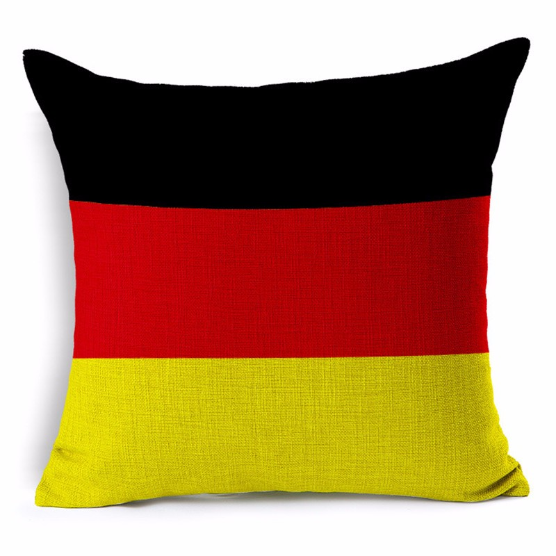 Germany Pillowcase Cushion Cover