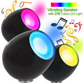 Vibration Speaker Lamp Led with 256 Colors LED Mood Light Speaker LivingColors Novelty Night Light Led Table Lamp