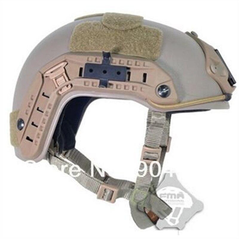 Taktiki dəbilqə Airsoft Paintball TB815 velosiped kaskası üçün - Komanda idman növləri - Fotoqrafiya 5