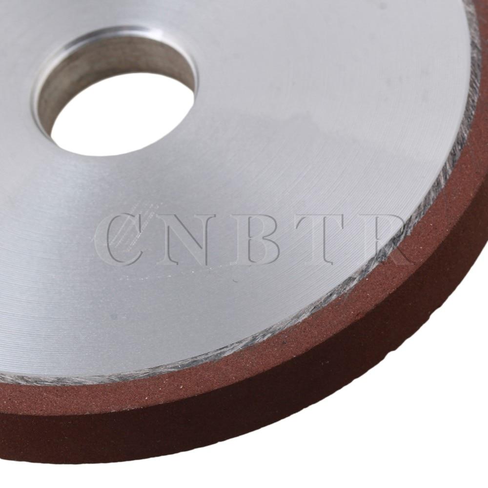 CNBTR 180 # 100 x 10mm Diamante Lavorazione mola diamantata - Utensili elettrici - Fotografia 5