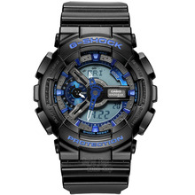 Casio watch camouflage electronic outdoor sports waterproof male watch GA-110CB-1A GA-110BW-1A GA-110C-7A GA-110CS-4A GA-110C-1A