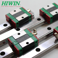 1 piece CNC  HIWIN HGR 600mm length linear guideway 2 pieces HGH20CA carriage blocker