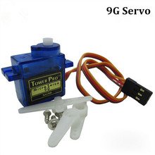 (2 piece / lot ) rc micro servo 9g mini servo for kt foam airplane helicopters accessories free shipping