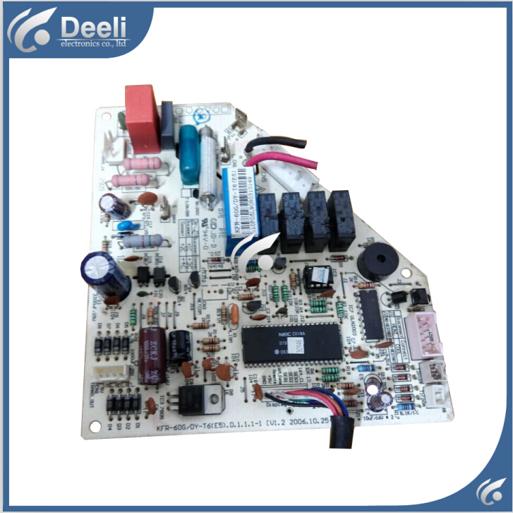 95% new good working for air conditioning computer board KFR-50G/DY-T6(E2) KFR-60G/Y-T6 control board on sale air conditioning computer used board control board elce kfr80w bp2t4n1 310 d 13 mp2 1 v1 2 good working