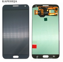 Super AMOLED LCD Display For Samsung Galaxy E7 E700 E7000 E7009 E700F E700H E700M LCD Display Touch Screen Digitizer Assembly цена