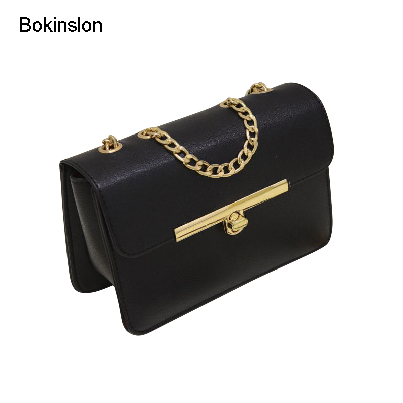 e6a1f25d89 Detail Feedback Questions about Bokinslon Small Square Bags Women Solid  Color Casual PU Leather Ladies Zipper Bags Solid Color Simple Woman  Shoulder Bags on ...