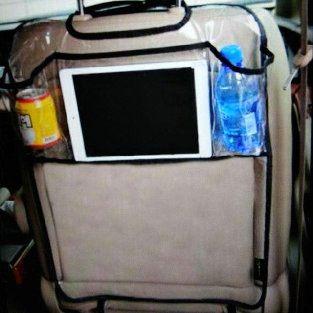 Arcade Thicken PVC Kick Mat Waterproof Car Seat Back Storage ...