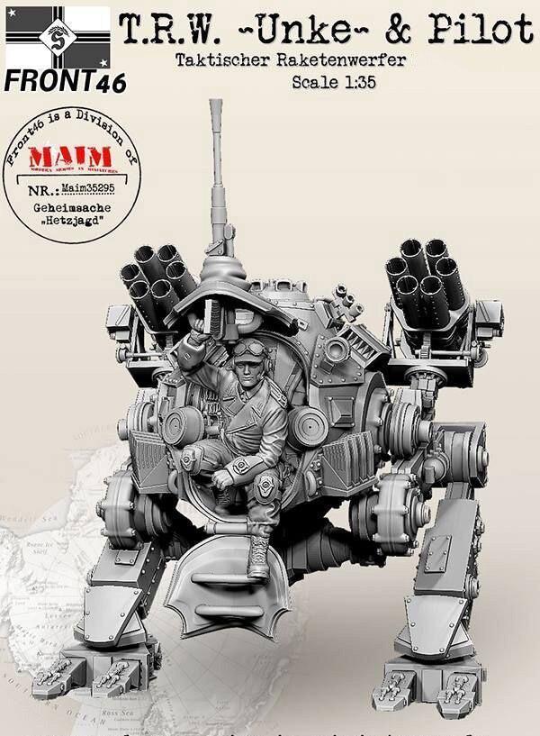 1/35 moderna armadura soldado UNKE y piloto juguete resina modelo miniatura resina figura sin pintar-in Kits de construcción de maquetas from Juguetes y pasatiempos    1