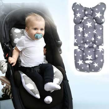 ベビー幼児ベビーカーシートマットベビーカーシートパッドベビーカークッションカバー折りたたみベビーカーベビーカーマットレスベビーカーマット子供のための