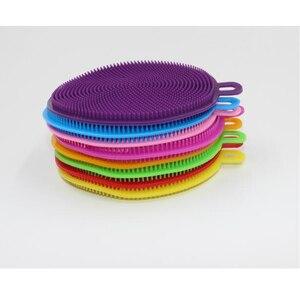 Image 3 - 1 piezas de cocina lavado cepillos de limpieza cepillos de platos de cepillos de limpieza plato cocina ollas limpiador herramientas limpia vidrios para ventanas limpia cristales ventana cepillos limpieza