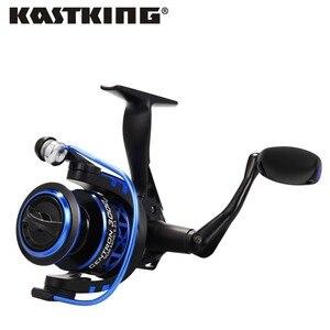 Image 1 - KastKing Centron 9 + 1 łożyska kulkowe kołowrotek karpiowy 9KG maksymalna moc ciągnięcia 5.2:1/4.5:1 River Lake kołowrotek