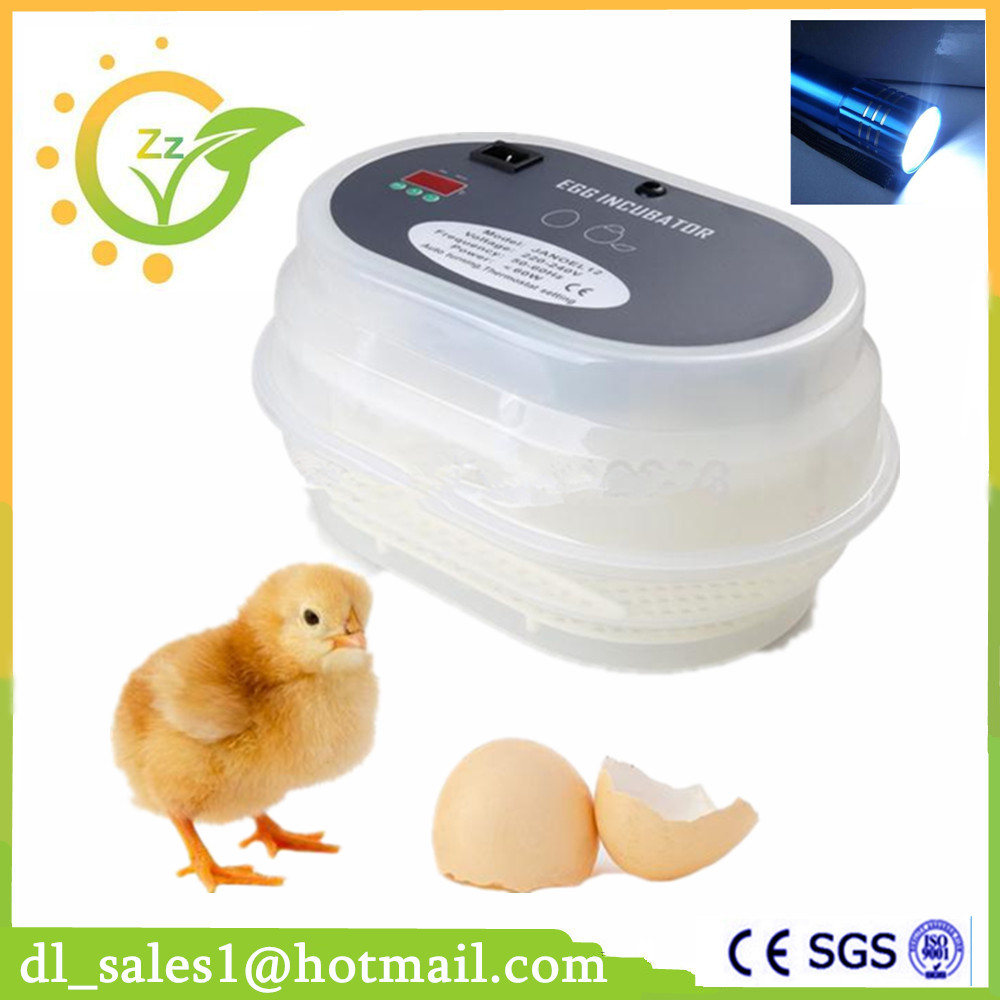 New Digital Poultry Quail Egg Incubator 9 Eggs Duck Egg Incubators Automatic Chicken Incubator free ship to au new sale home automatic egg incubator 56 eggs chicken incubator brooder quail eggs incubators