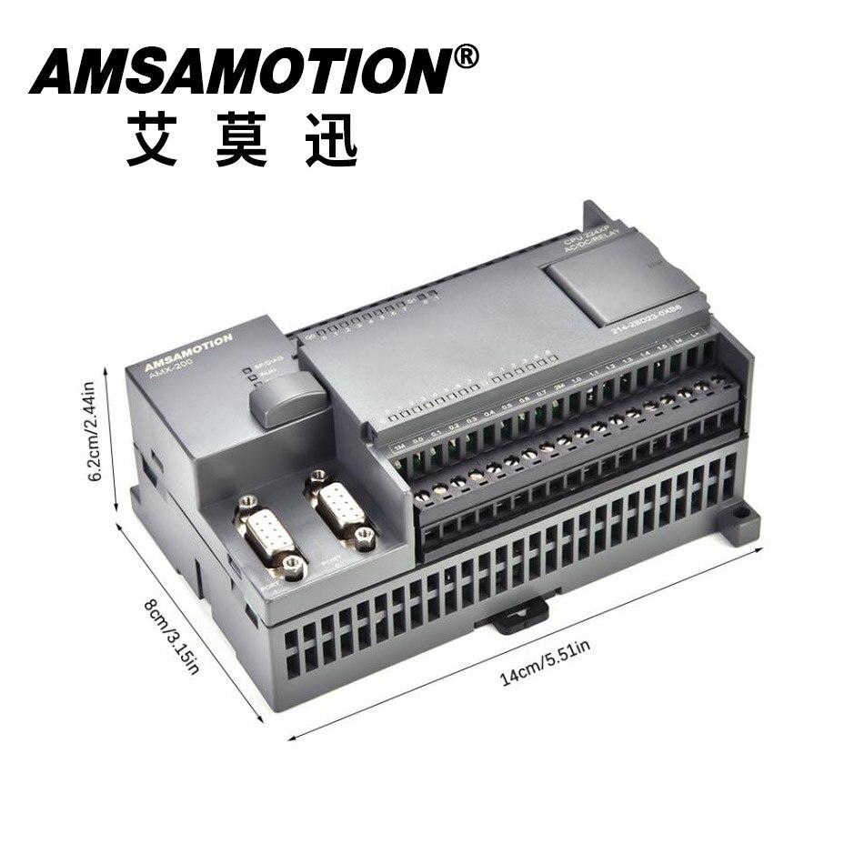 Contrôleur Programmable de PLC de CPU224XP 220 V contrôleur Programmable de logique de sortie de relais de S7-200 de PLC - 4