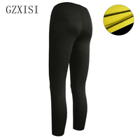 Neoprene Hot Shapers Tight Fitness Sweat Slimming Pants High Quality Women Slimming Seamless Breathable Long Pants