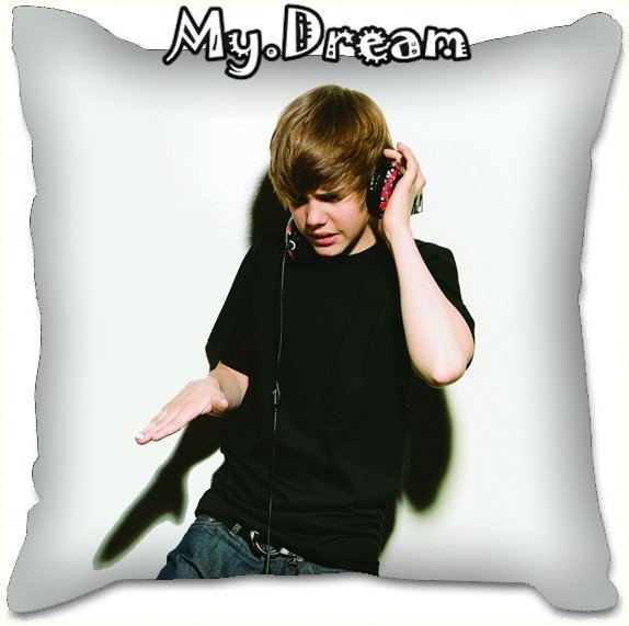 Hot sale plush back support cushion, back support pillows, Justin Bieber pillows, special design, free shipping.
