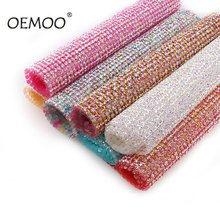 Jelly Color Round Resin Shiny Rhinestone Trim Banding Hotfix Iron On Strass Mesh Bridal Beaded Applique For DIY Dress Jewelry 2 5mm square wave resin rhinestone trim banding hotfix iron on strass mesh bridal beaded applique for diy dress clothes jewelry