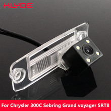 KLYDE автомобиль HD CCD заднего вида ночное видение парковочные системы камера для Chrysler 300C Sebring Grand voyager SRT8 Magnum