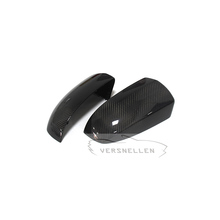 E70 TOP PU Protect Carbon Mirror Caps Replacement OEM Fitment Side Mirror Cover for BMW E70 X5 2008-2013 E71 X6 2008-2013