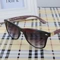 Venda quente de madeira óculos homens mulheres marca Designer Vintage óculos de sol óculos de plástico óculos