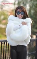 2018 Cause Wedding Bolero Woman Party White Bridal Jackets Wedding Accessories Winter Coat Faux Fur Wrap