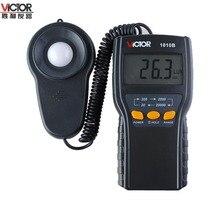 VICTOR VC1010B 3 1/2 измеритель освещенности светящийся тестер осветитель яркость света тестирование meterAutoZero& 0,01~ 20000 Lux